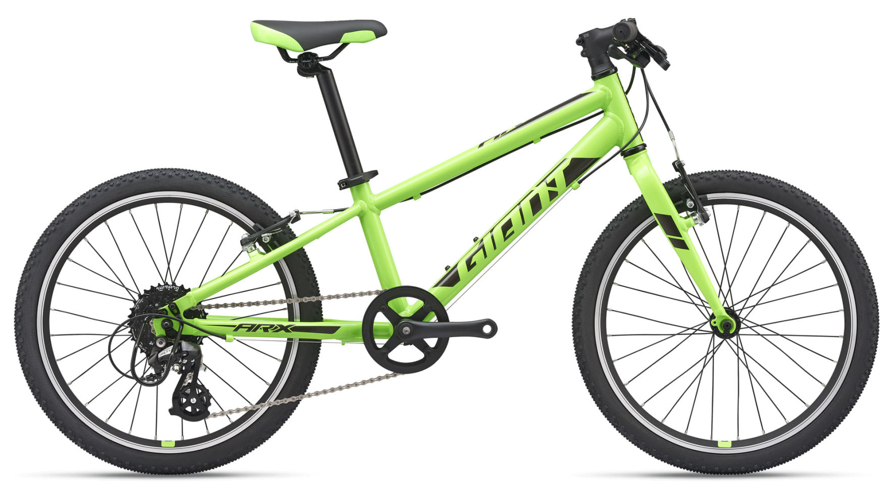 2020 Giant Arx 20 Childs Bike In Green 349 00